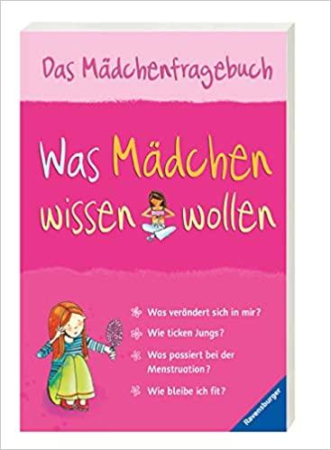 Buch Cover Was Mädchen wissen wollen