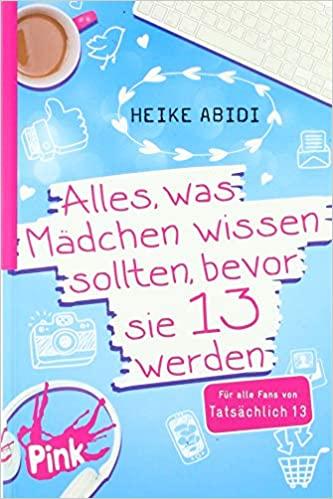 Buch Cover Aller was Mädchen wissen sollten