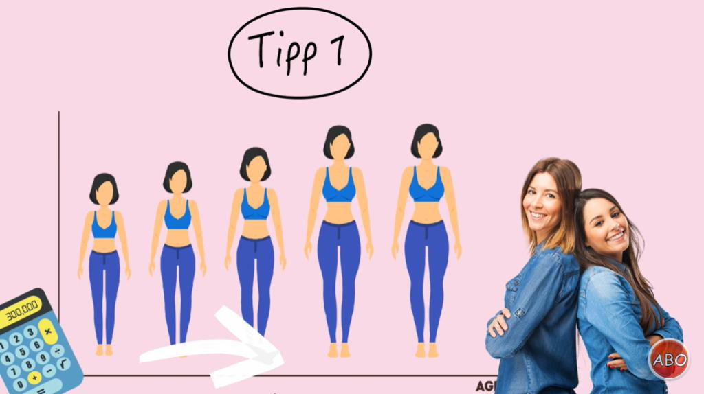 Screenshot Anzeichen Periode Tipp 1