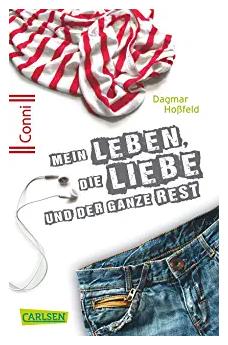 Buch Cover Conni Liebe