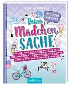 Buch Cover Reine Mädchensache
