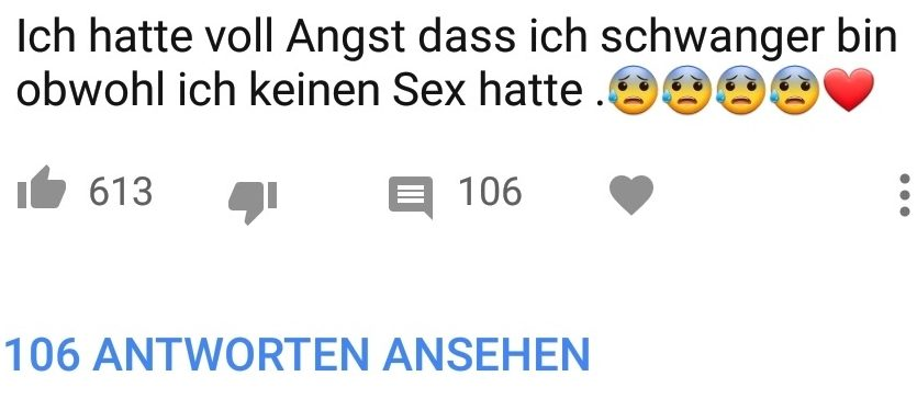 Screenshot Kommentar